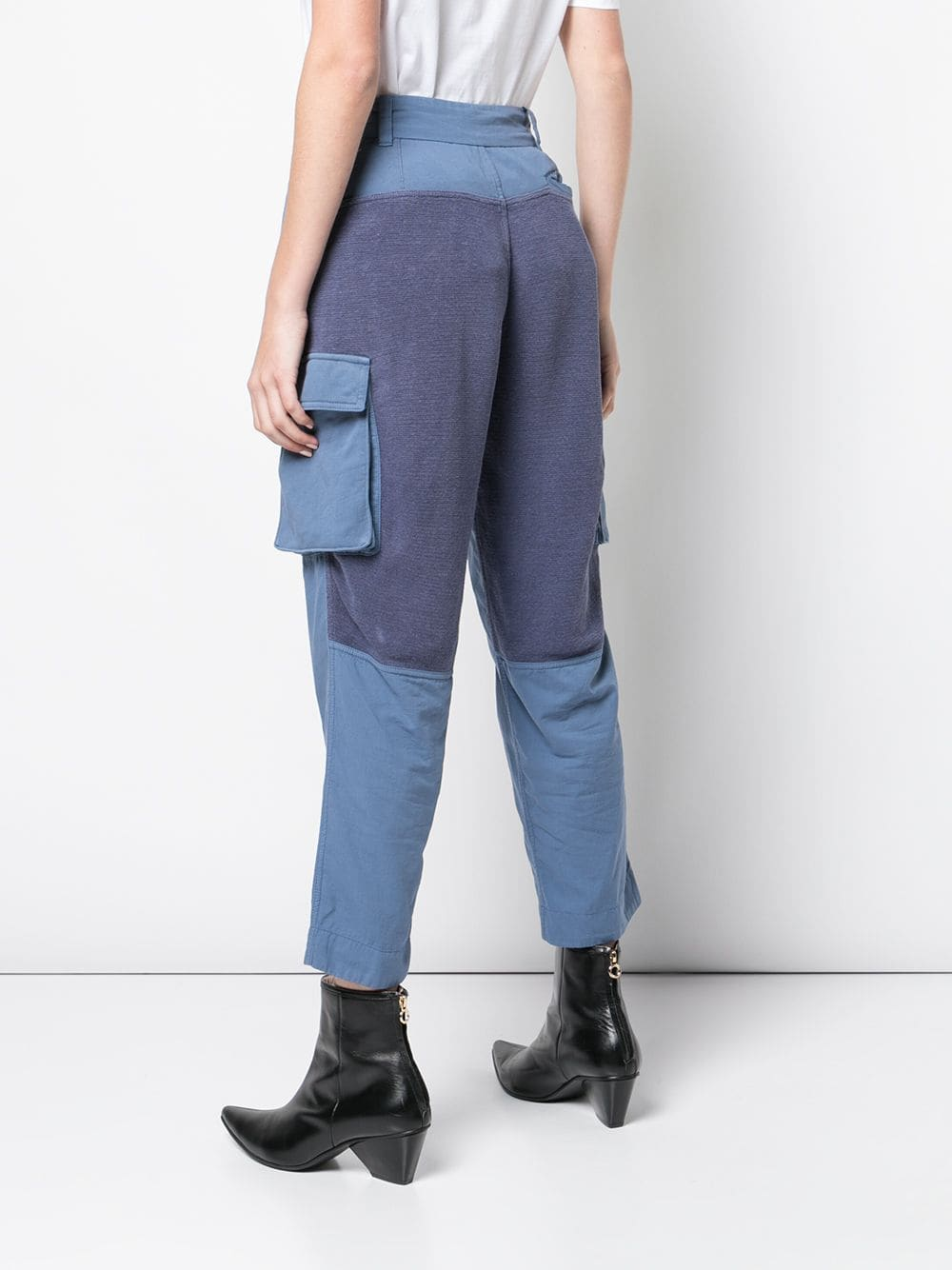 HAIDER ACKERMANN WOMEN COMBAT JOGGING