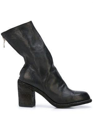 GUIDI WOMEN SOFT HORSE LEATHER M88A HIGH HEEL BOOTS