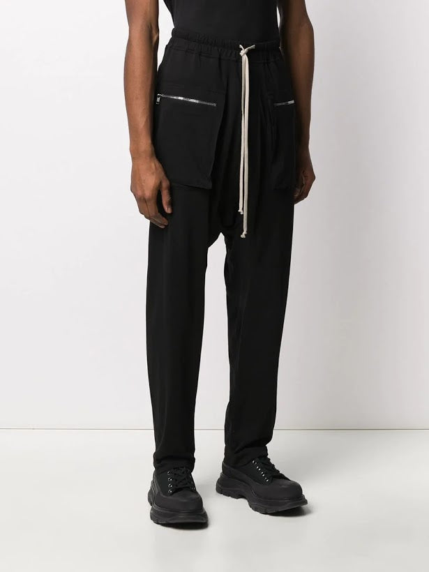 DRKSHDW MEN CARGO DRAWSTRING LONG