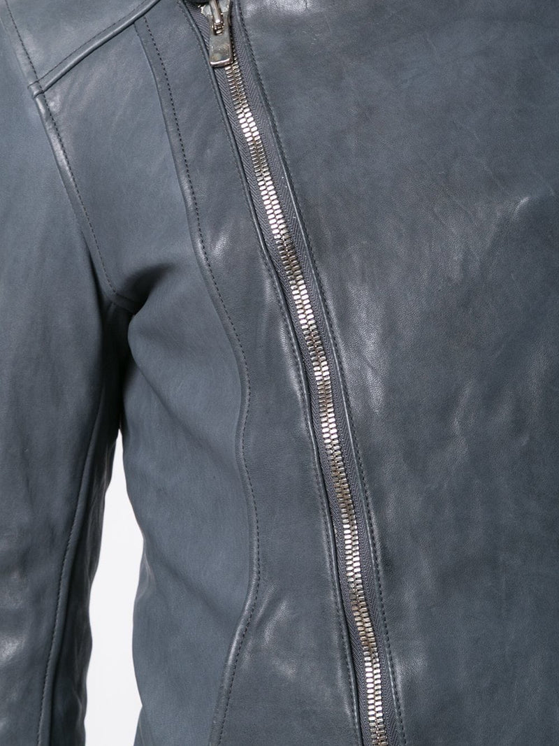 GUIDI X LAYER-0 MEN BIKER JACKET CO11T