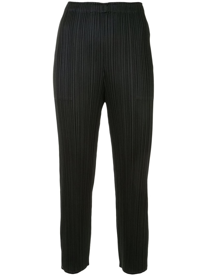 PLEATS PLEASE ISSEY MIYAKE WOMEN PLEATED PANTS