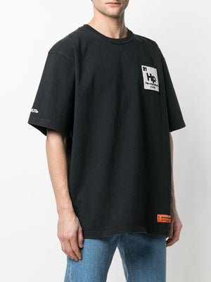 HERON PRESTON MEN SS T-SHIRT ES OS HERONS HALO