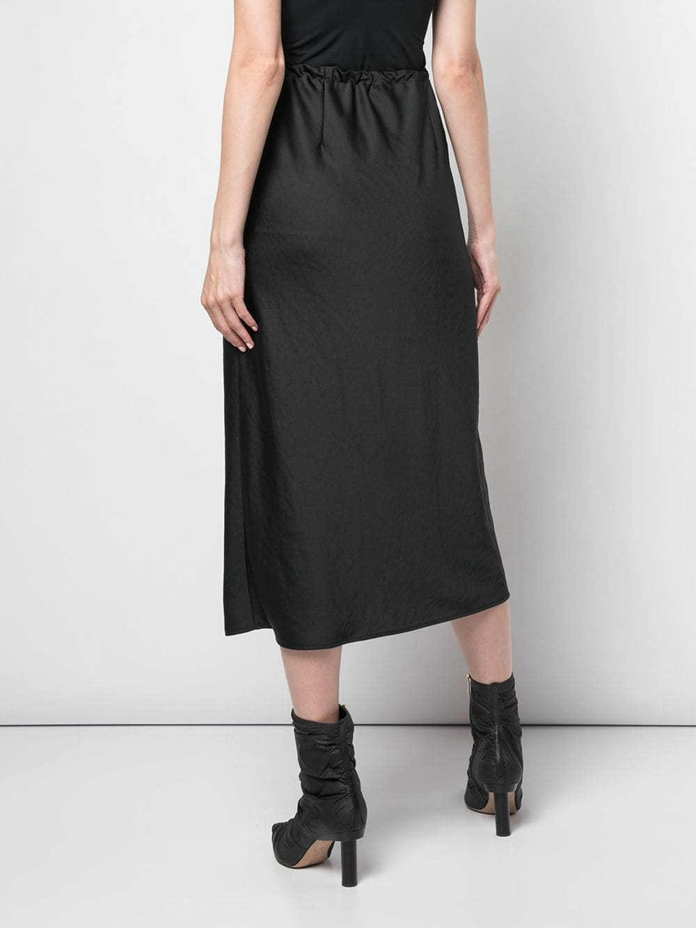 ALEXANDER WANG WOMEN LIGHT WASH & GO SKIRT