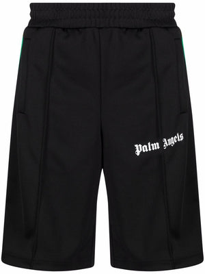PALM ANGELS MEN EXODUS TRACK SHORT