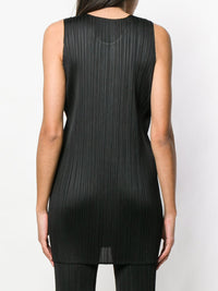 PLEATS PLEASE ISSEY MIYAKE WOMEN PLEATED TANK TOP