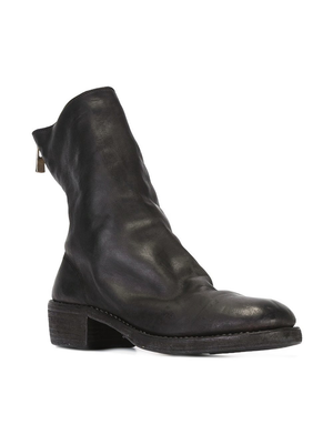 GUIDI 788Z MEN HORSE LEATHER BACK ZIP BOOT
