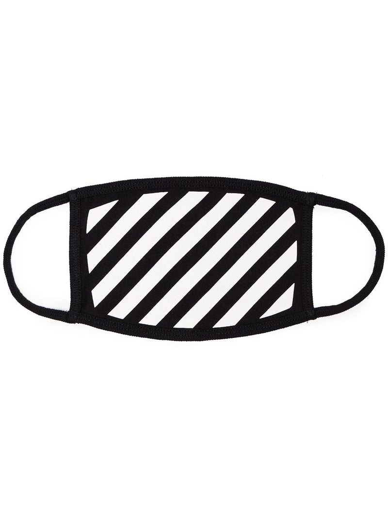 OFF WHITE MEN DIAG MASK