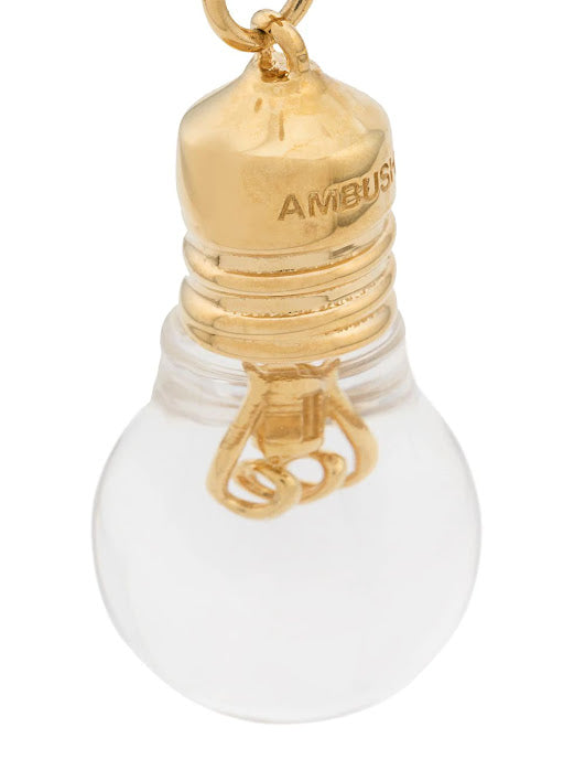 AMBUSH LIGHT BULB EARRING