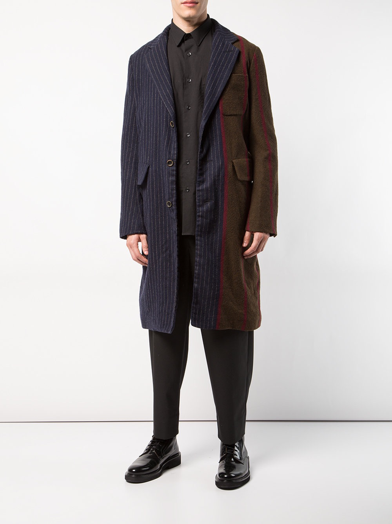 UMA WANG MEN CHESTER COAT