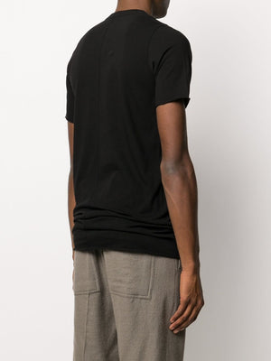 RICK OWENS MEN BASIC SHORT SLEEVE TEE
