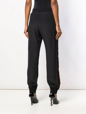 HAIDER ACKERMANN WOMEN SILK JOGGING SOPHORA
