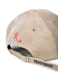 READYMADE EMBROIDERED LOGO CAP