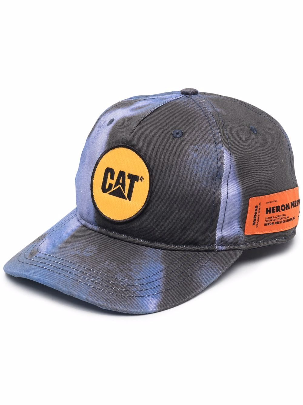 HERON PRESTON MEN HP-CAT TIE DYE PATCH HAT