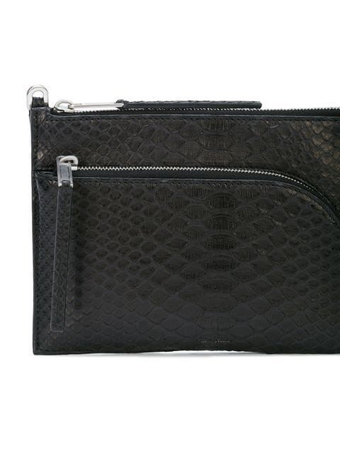 RICK OWENS WOMEN CLUB POUCH