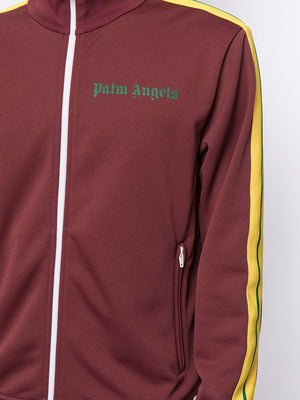 PALM ANGELS MEN COLLEGE TRACK JACKET
