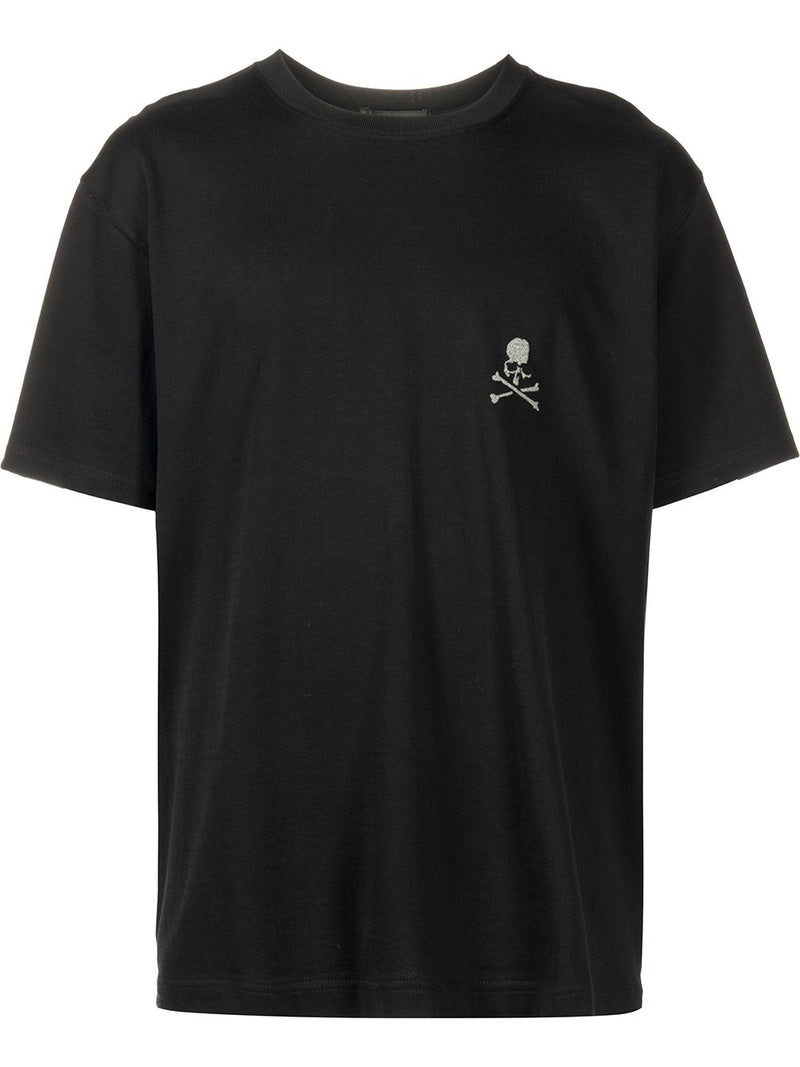 MASTERMIND WORLD MEN SPARKLE SKULL LOGO REGULAR FIT T-SHIRT