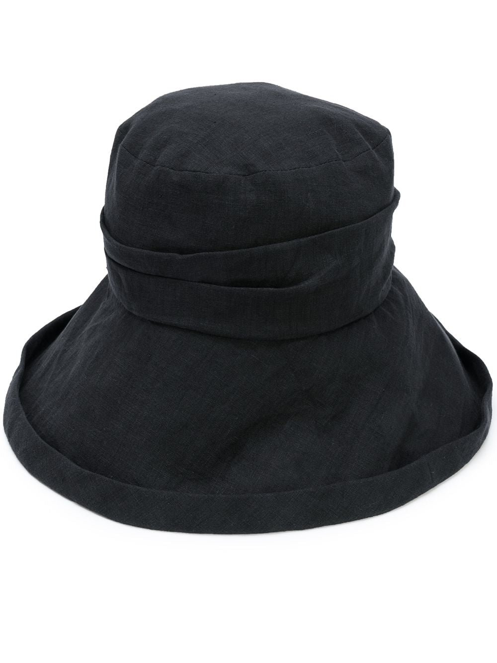 Y'S WOMEN BIG CLPCHE HAT