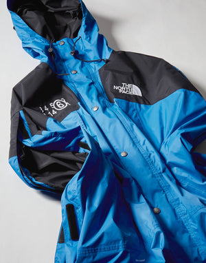 MM6 X THE NORTH FACE CIRCULAR OUTDOOR JACKET