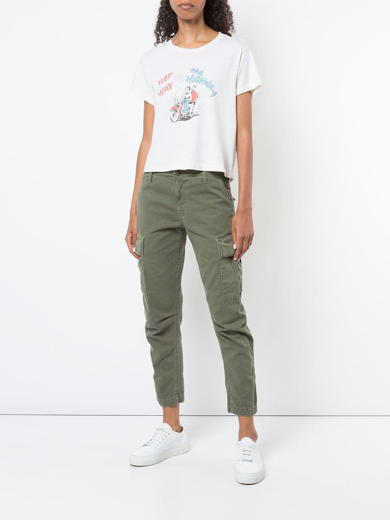 RE/DONE WOMEN CLASSIC TEE HER WAY