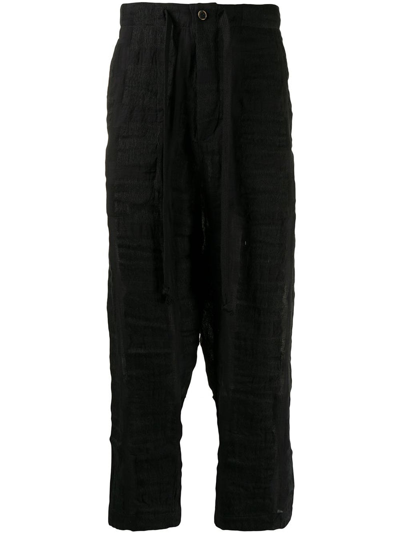 UMA WANG MEN PERCH PANTS