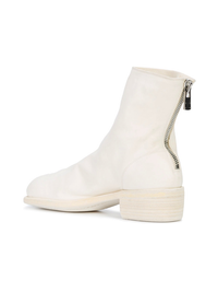GUIDI 796Z CLASSIC SHORT BACKZIP BOOT CO00T