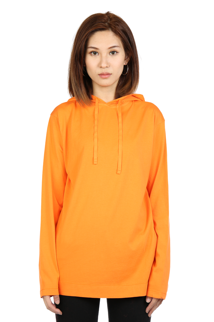ALYX WOMEN COLLECTION HOODED LONG SLEEVE TEE