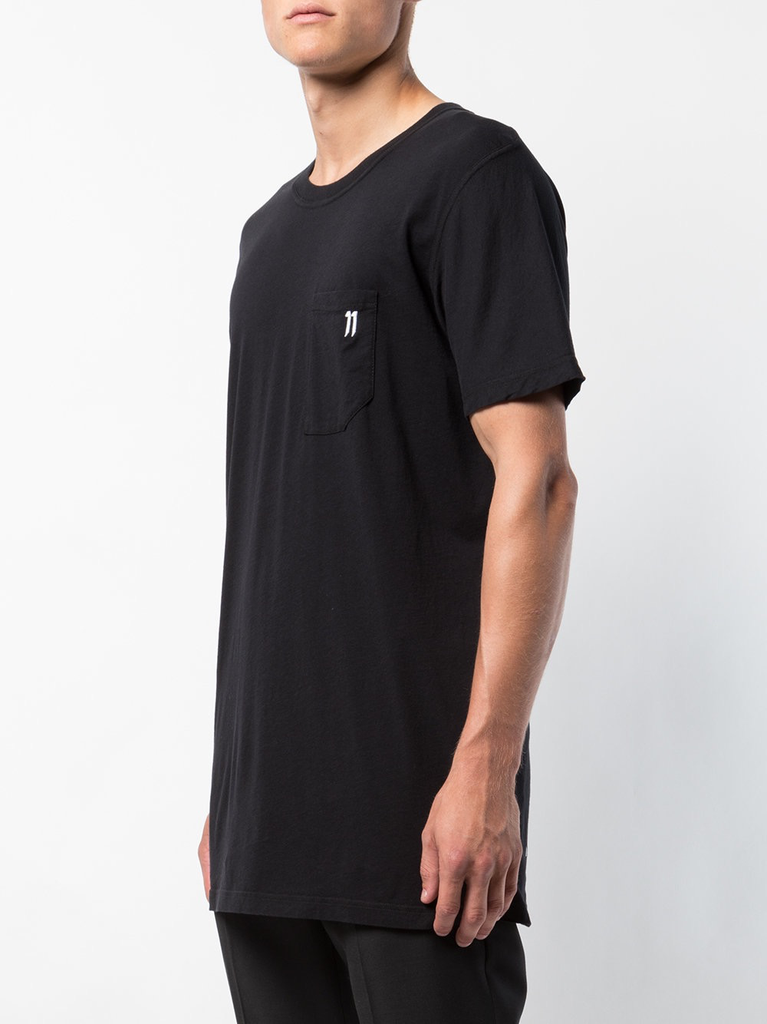 11 BY BORIS BIDJAN SABERI MEN LOGO T-SHIRT