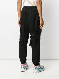 OFF-WHITE MEN PARACHUTE CARGO PANT