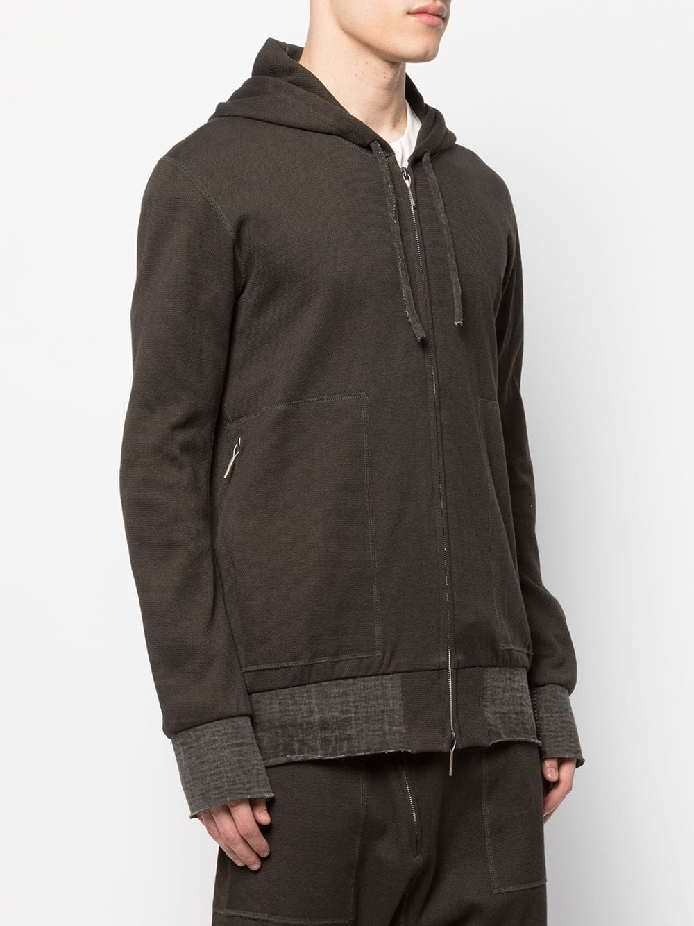 TAICHIMURAKAMI MEN SWEAT PARKA