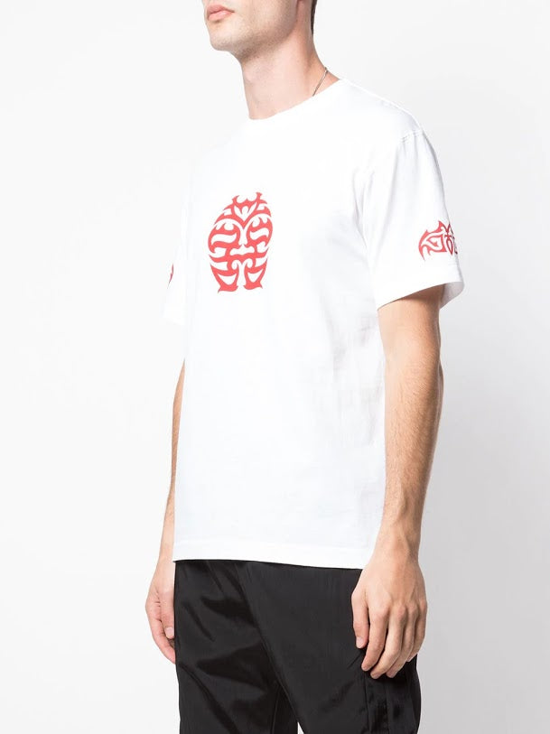 VETEMENTS UNISEX DOUBLE HAPPINESS T-SHIRT