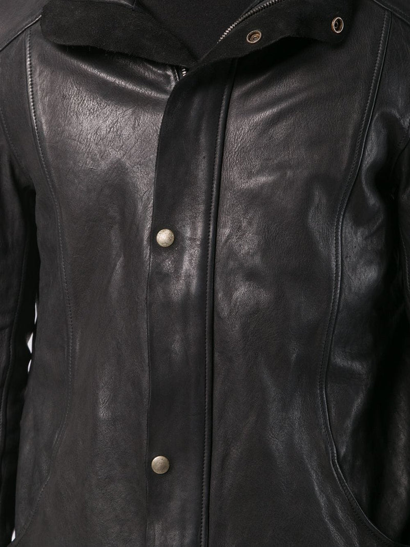GUIDI X LAYER-0 CTM SOFT HORSE LEATHER JACKET