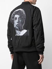 UNDERCOVER MEN CINDY SHERMAN PATCH BOMBER