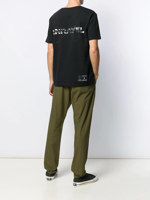 UNRAVEL PROJECT MEN BONES VINTAGE J BASIC TEE