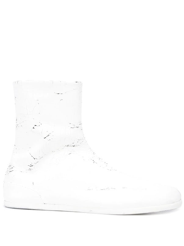 MAISON MARGIELA MEN MYSTIC PAINTED TABI BOOTS