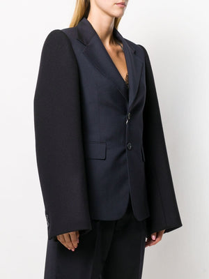 MAISON MARGIELA WOMEN TAILORED SLEEVES JACKET