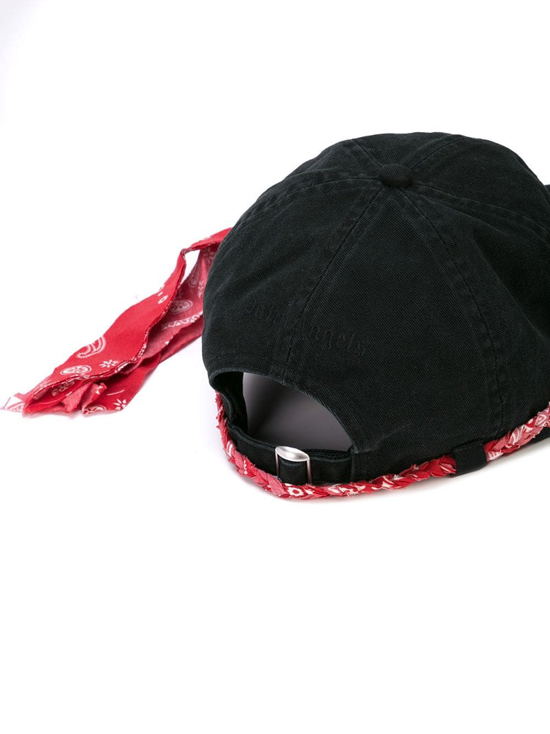 PALM ANGELS MEN BANDANA CAP