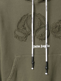 PALM ANGELS MEN GD PALM ANGELS BEAR HOODY