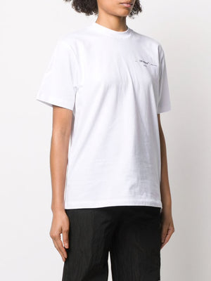 OFF WHITE WOMEN PUZZLE ARROW CASUAL TEE