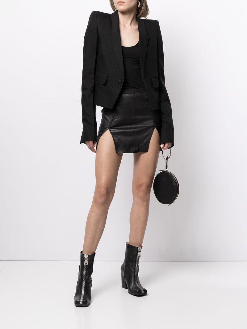 RICK OWENS WOMEN ALICE JACKET