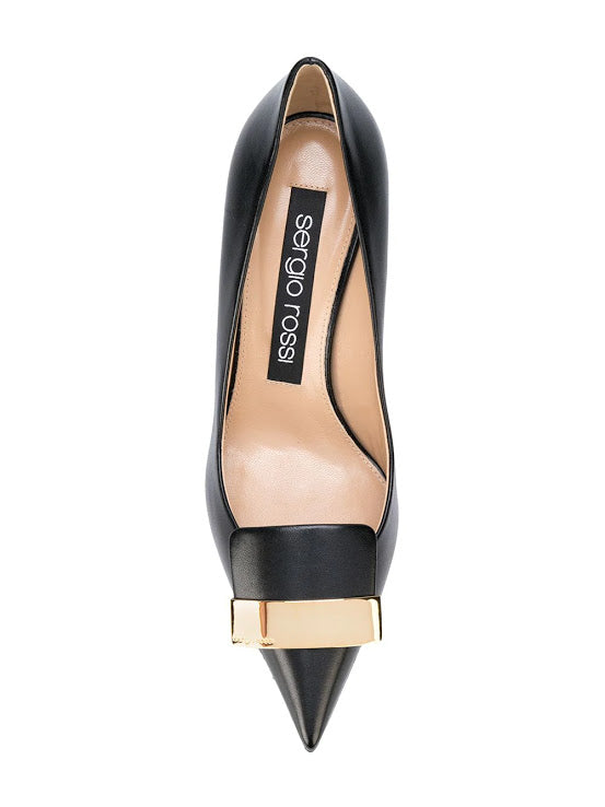 SERGIO ROSSI WOMEN SR1 PUMPS