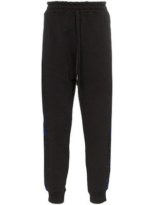 HAIDER ACKERMANN MEN EMBROIDERED JOGGING PANTS
