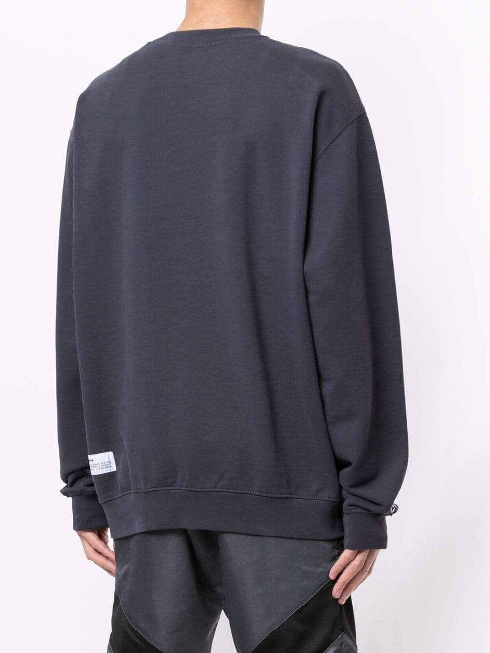 HERON PRESTON MEN CREWNECK OS EMB HERONS