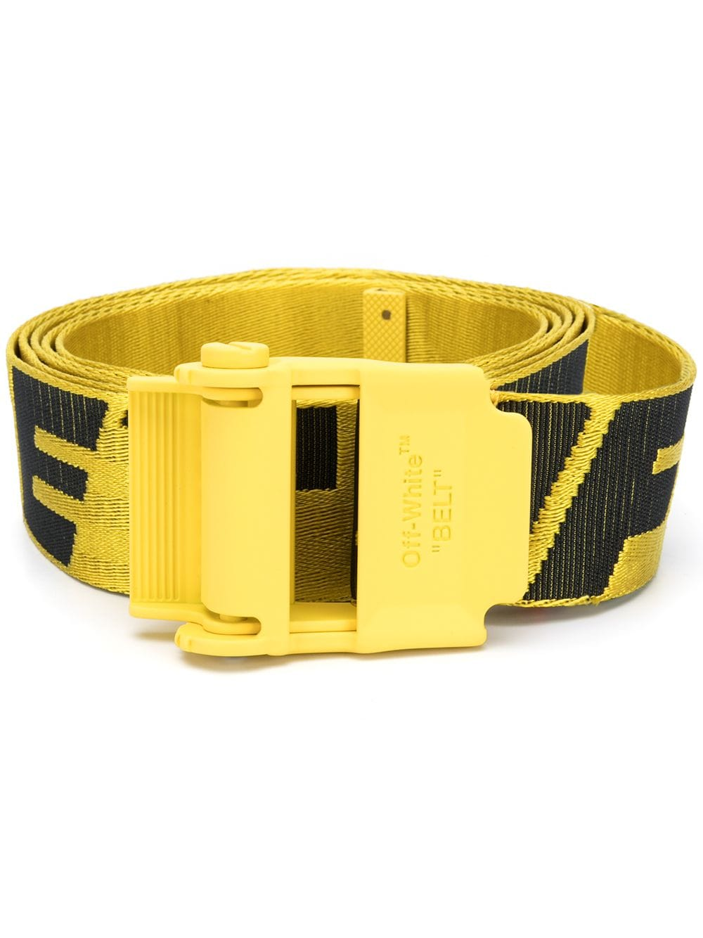 OFF WHITE MEN 2.0 INDUSTRIAL BELT