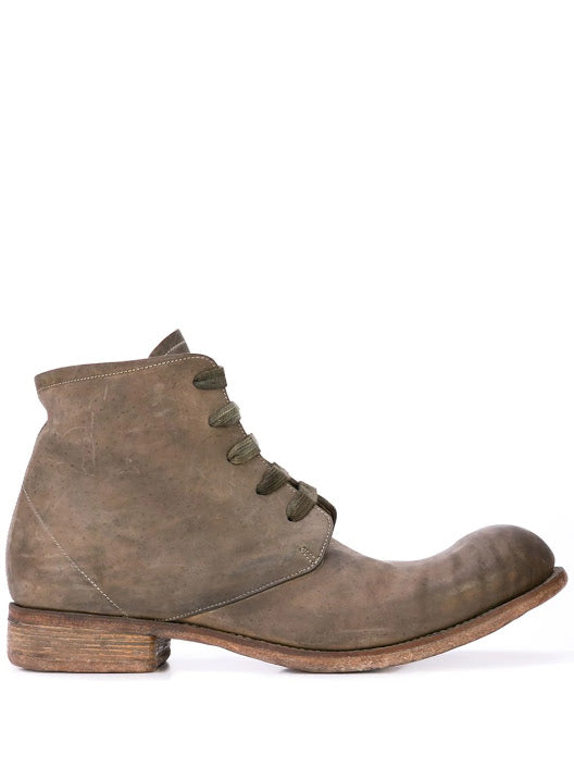 A1923 MEN A13 CORDOVAN ANKLE DERBY