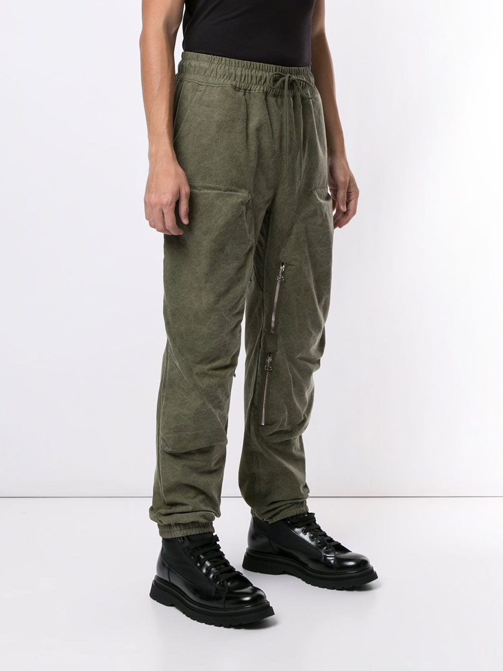 READYMADE MEN MULTI POCKET PANTS
