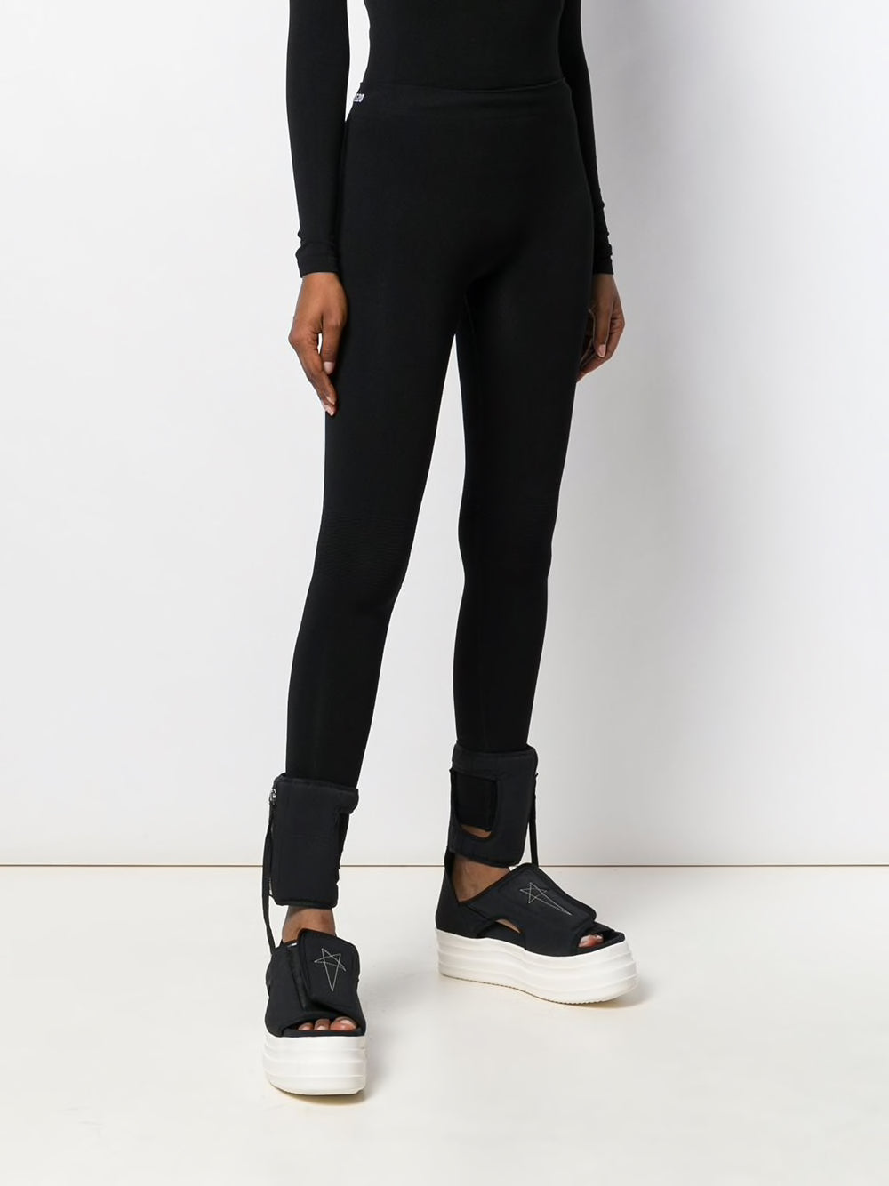 RICK OWENS WOMEN SPORT LEGGINGS