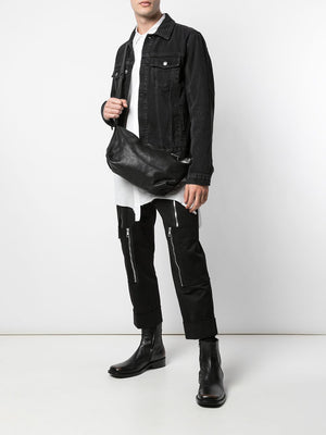 GUIDI Q150 SOFT HORSE LEATHER BELT BAG