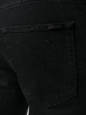 SAINT LAURENT MEN SKINNY 5 POCKETS JEANS