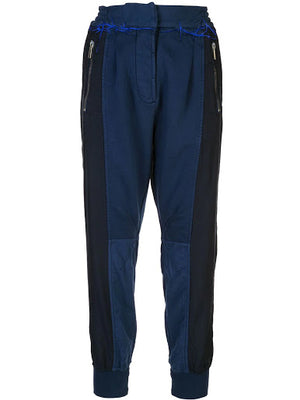 HAIDER ACKERMANN WOMEN EMBROIDERED JOGGING