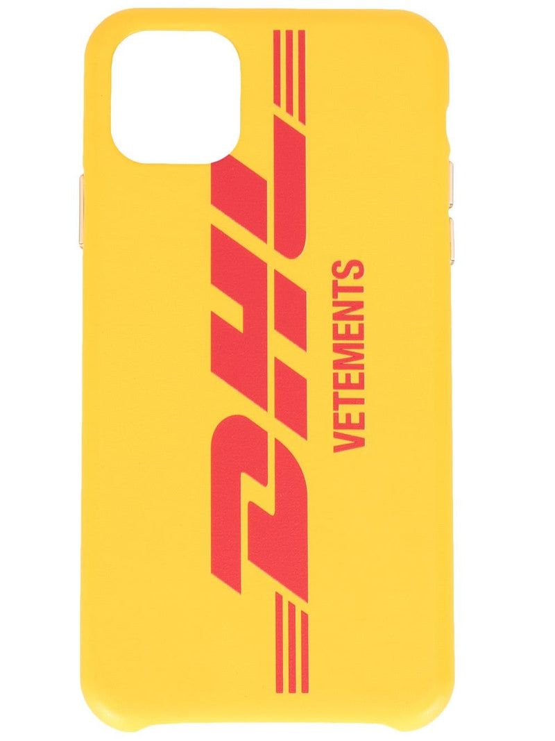 VETEMENTS DHL IPHONE 11 PRO MAX CASE